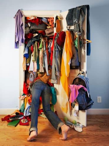 Πως να οργανώσεις την ντουλάπα σου